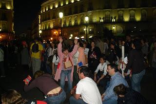 Fotos de Manifestación por la enseñanza en la Puerta del Sol