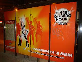Publicidad innovadora en Madrid