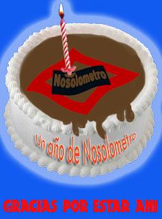 Un año de Nosolometro