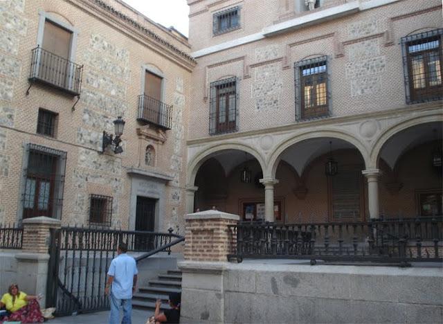 Visitas guiadas gratuitas a la parroquia de San Gibes
