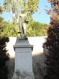 Algunas cosillas de la estatua de Bravo Murillo