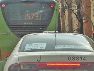 ¿ A favor o en contra de la ley Omnibús que afecta a los taxistas?