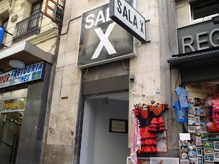 ¿Todavía hay salas X en Madrid?