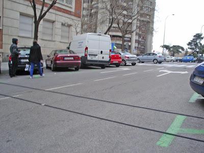¿Como se cuentan los coches que pasan por Madrid?