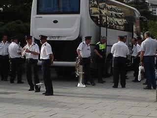 La banda sinfónica de Madrid también protestará este Domingo