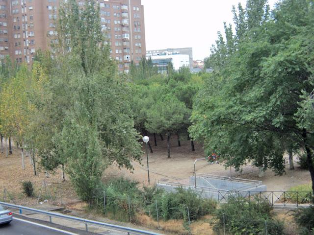 Todos los Parques de Madrid