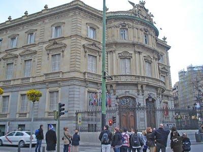 Conocer a las brujas y fantasmas de Madrid