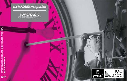 Esmadrid Magazine de Diciembre 2010