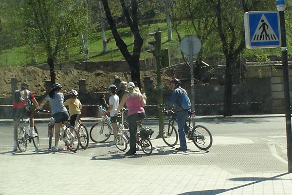 Madrid acoge el Primer Open Nacional de resistencia en bicicleta de montaña
