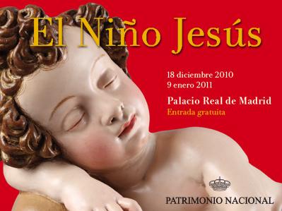 Colección de las Descalzas Reales en el Palacio Real. El Niño Jesús.