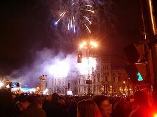Hoy, desfile de Carnaval en Madrid. Programación 2013