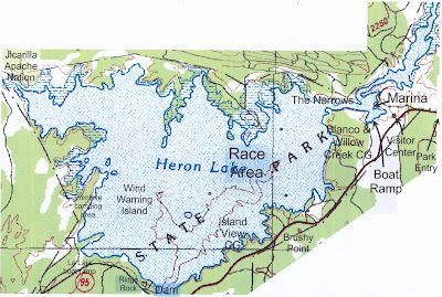 Rocky Mountain Buccaneer Rodeo New Map Scans For Heron