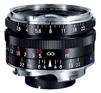 Zeiss unveils new 35mm ZM lens.