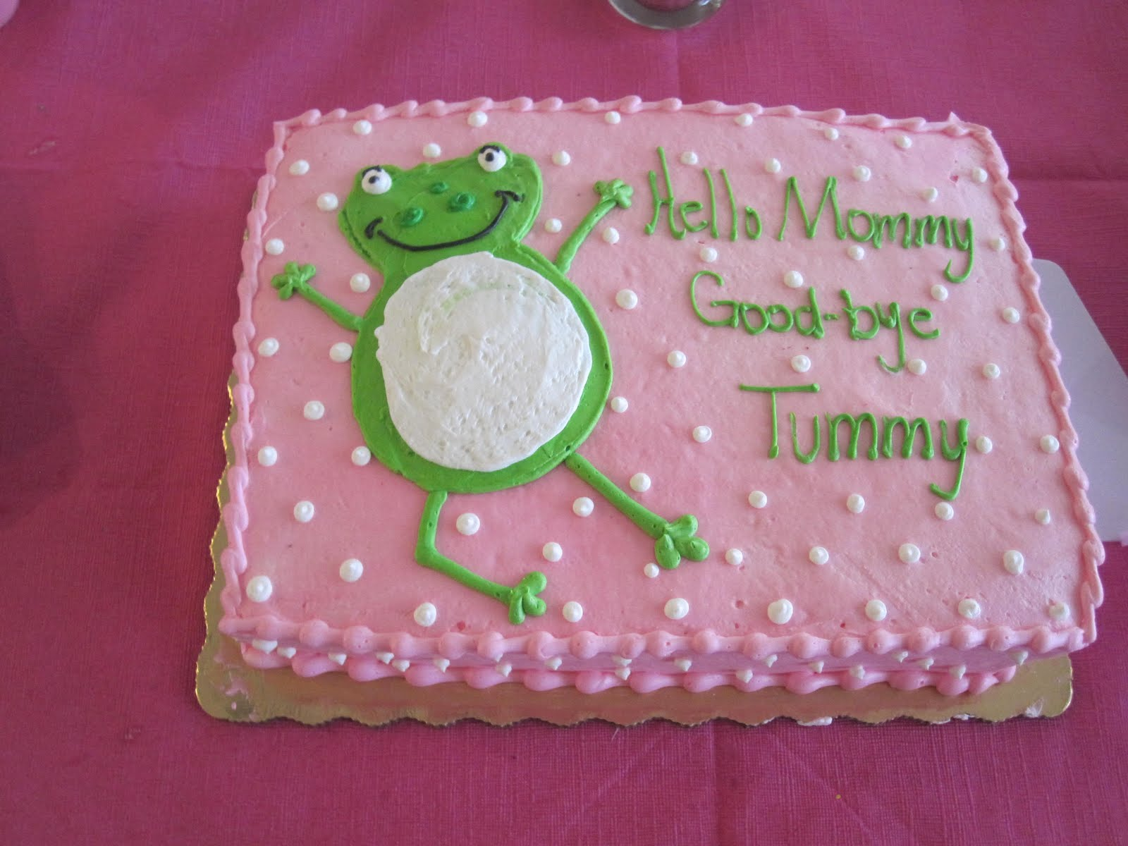 Baby Shower Cakes: Baby Shower Cakes In Publix