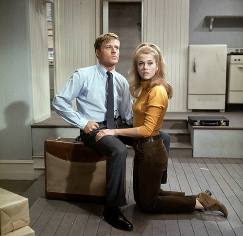 The Redford Apartments: Bette's Classic Movie Blog: Barefoot In The Park