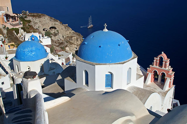 Santorin © Wh Chow | Dreamstime.com