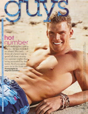 Best Model Alan Ritchson