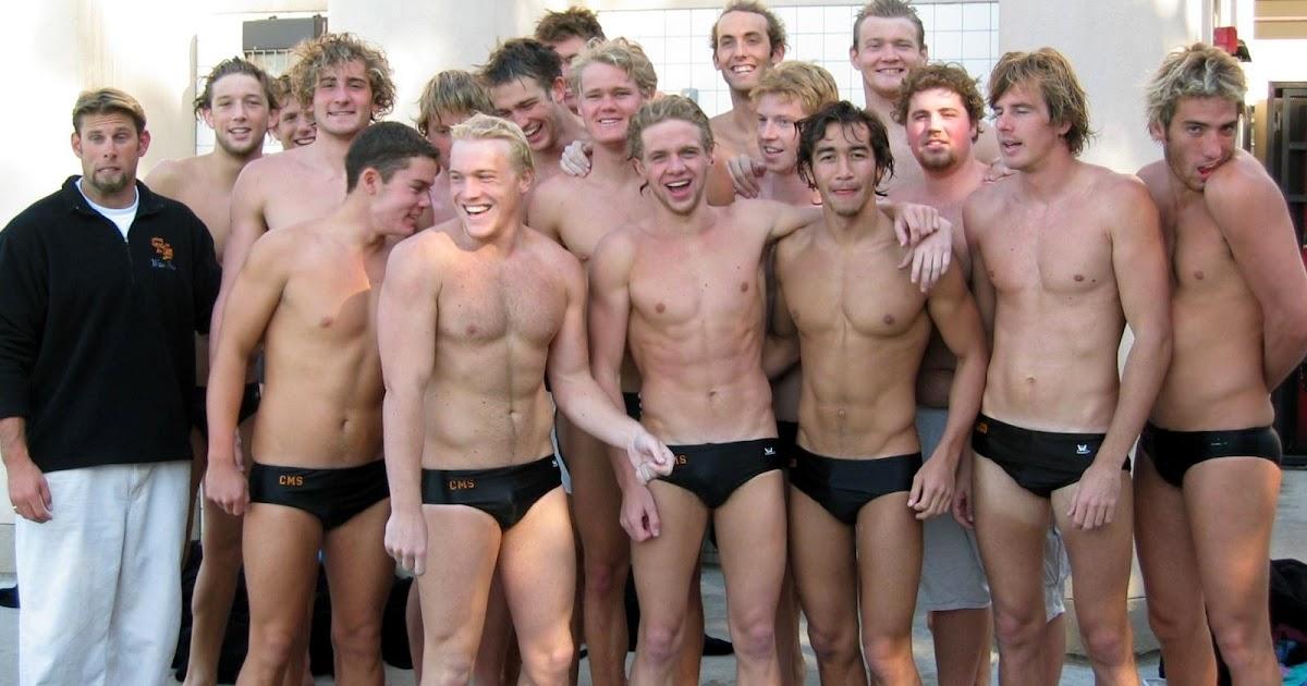 Men's Swimming Team Photos Archive - Bowdoin