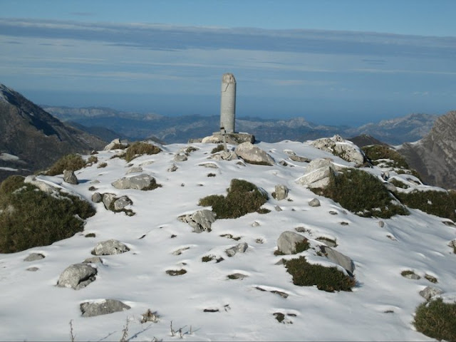Rutas Montaña Asturias: Cima del Rasu