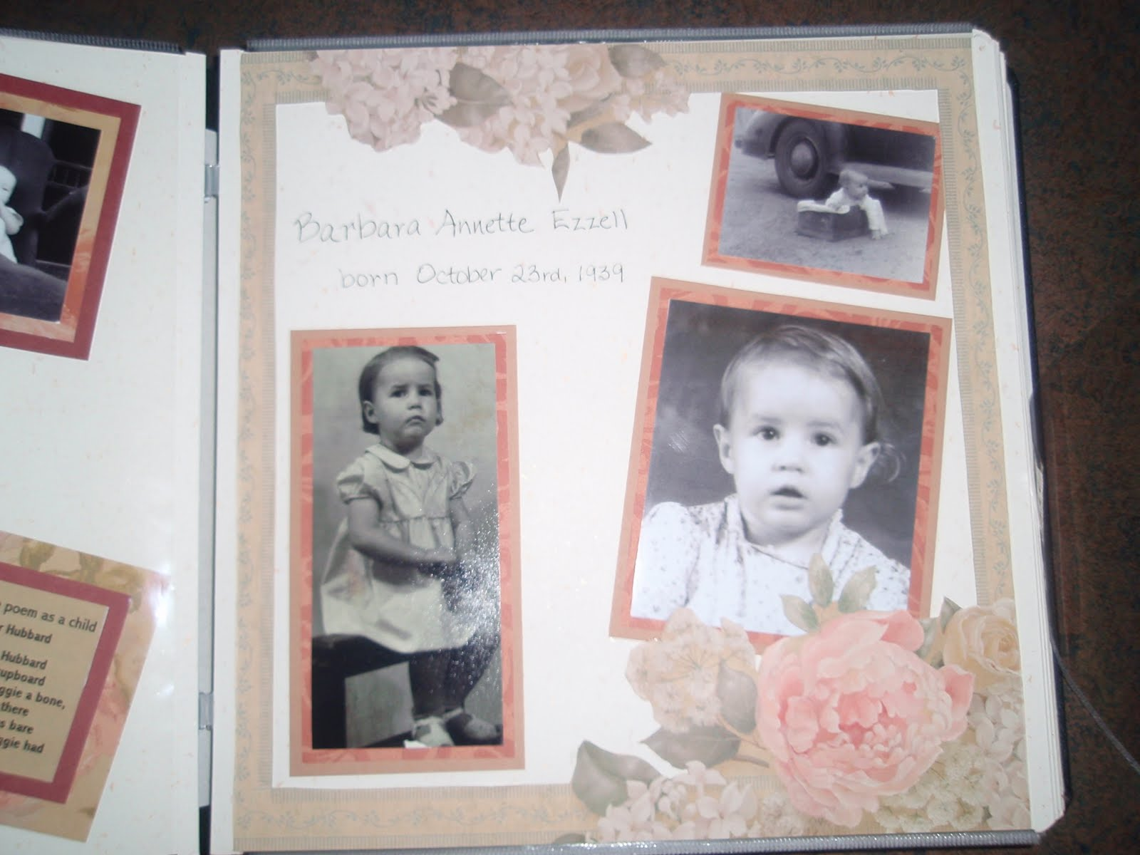 Oxford Impressions: 50th Wedding Anniversary Scrapbooking