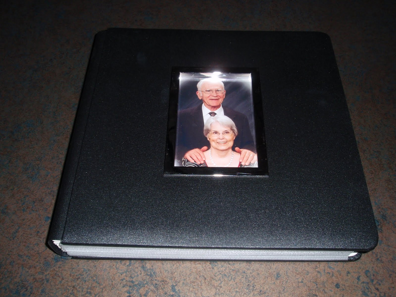 Ideas For 50th Wedding Anniversary Gifts For Parents: Oxford Impressions: 50th Wedding Anniversary Scrapbooking