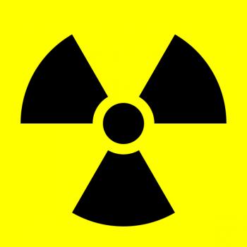 Peligro radiación