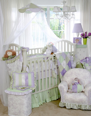 Designer Baby Bedding By Nava S Designs February 2007