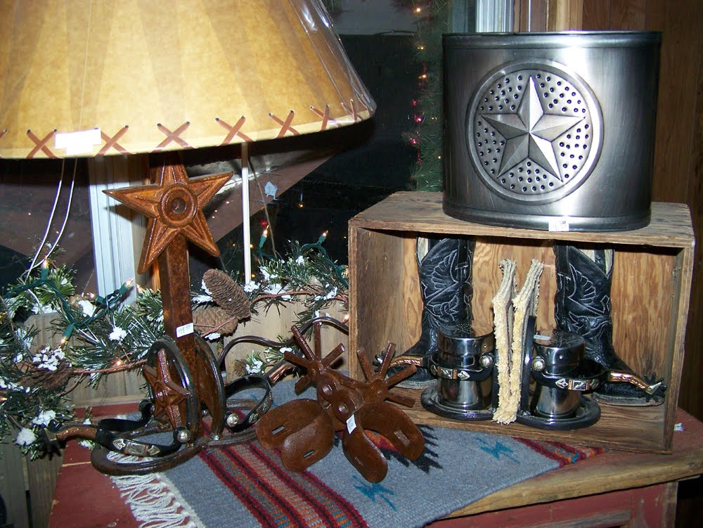 H-M Valley Ranch Store- Western Decor: Rustic Western