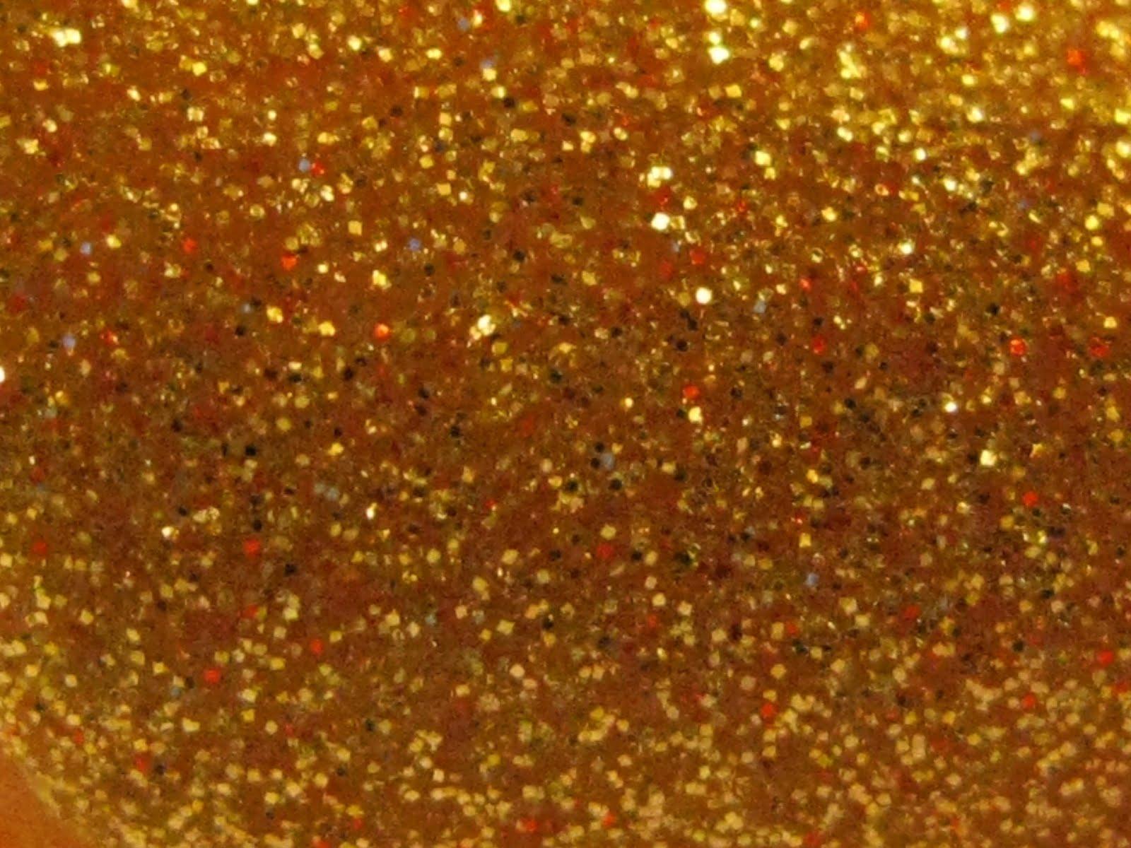 Lunuland.: LA Splash Sparkling Gold