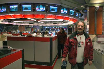cameraman at CBC