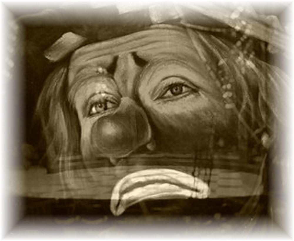 Caras De Payasos Tristes Tattoo Morice Caras Y Retratos Grandes