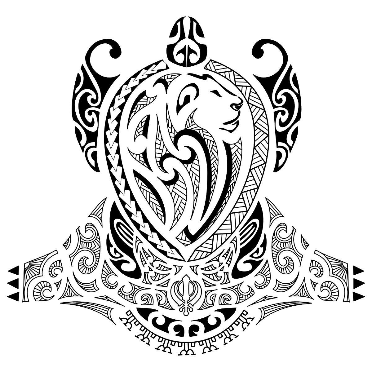 Blu Sky Tattoo Studio Maori Significato 64
