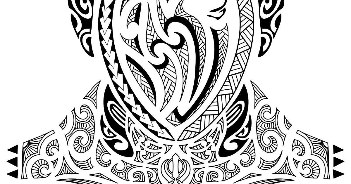 Maori Tattoo Studios: Blu Sky Tattoo Studio: Maori Significato 64
