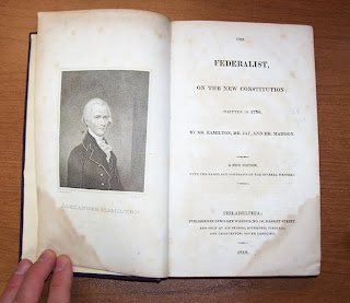 The Federalist, a New Edition, 1818