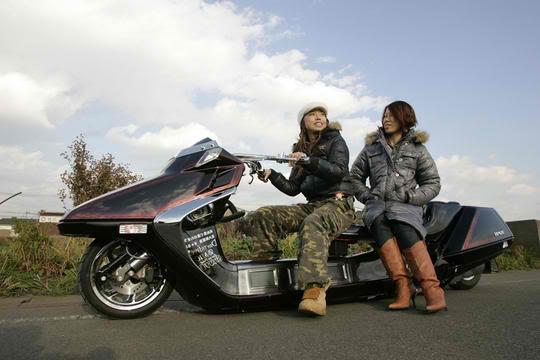 Free Honda Helix - MNSBR