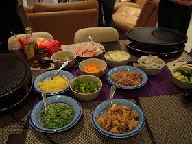 Subarashiiblog Raclette Party Tiiiime