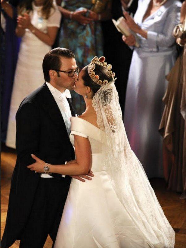 A Simply Chic life Vittoria di Svezia e Daniel Westling il matrimonio particolari