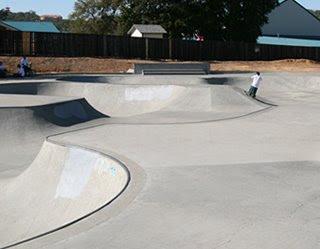 Christa mcauliffe park