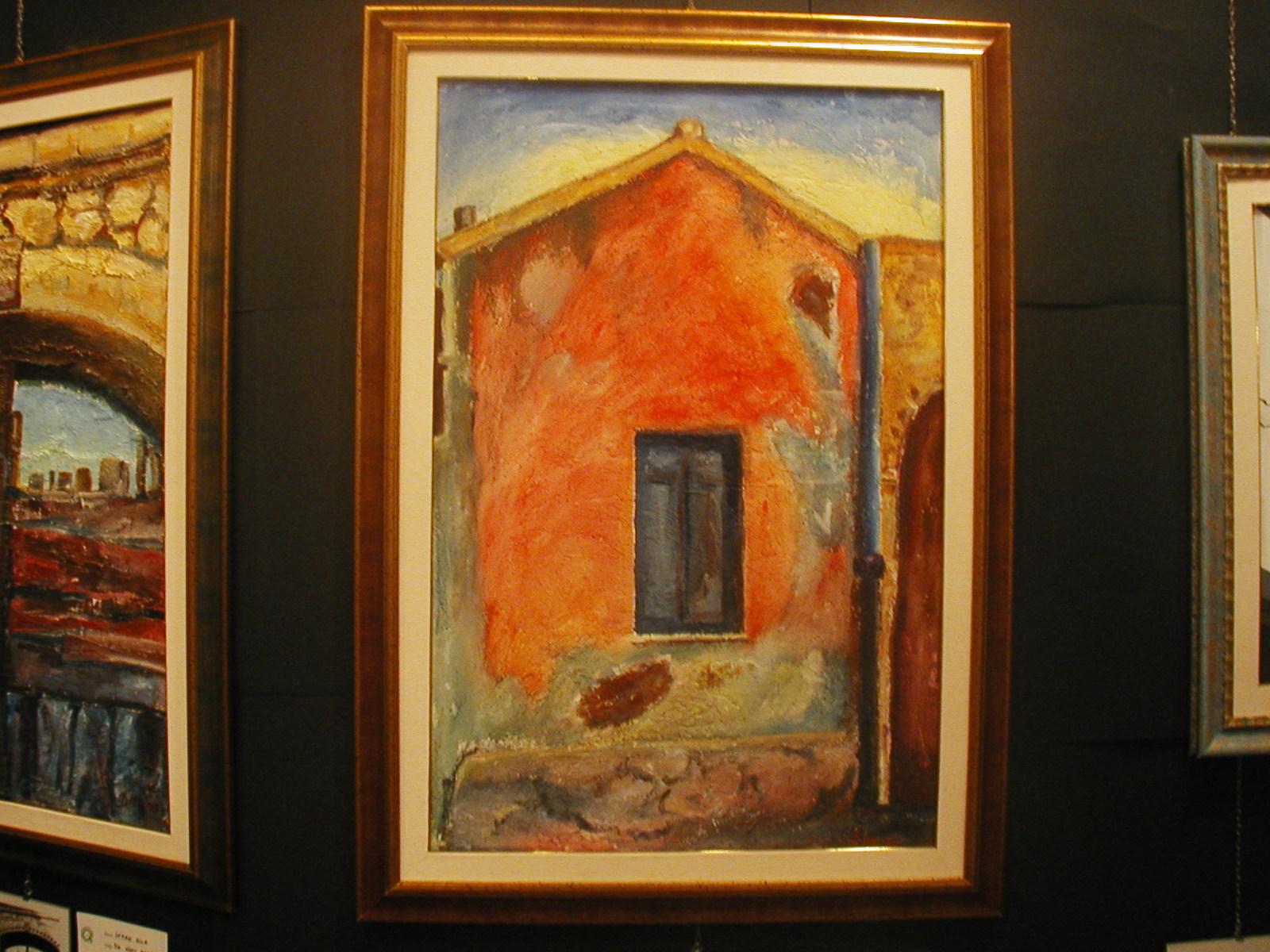 Quartojosso  Associazione Culturale Mostra 2004