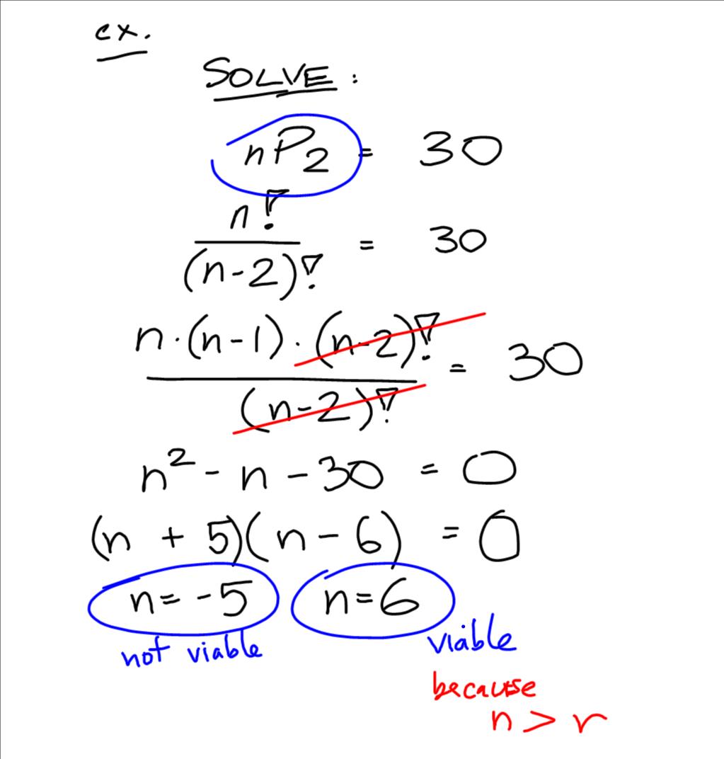 Grade 12 Pre-Calculus Math 0910: November 2009