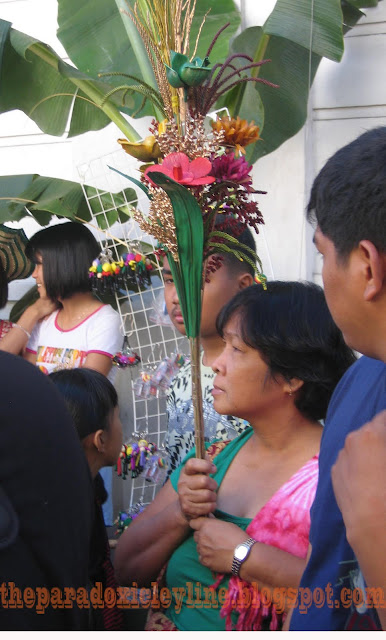 Visitor to the Pahiyas Festival