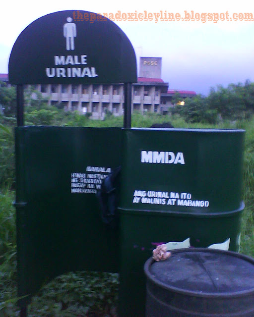 MMDA Male Urinal
