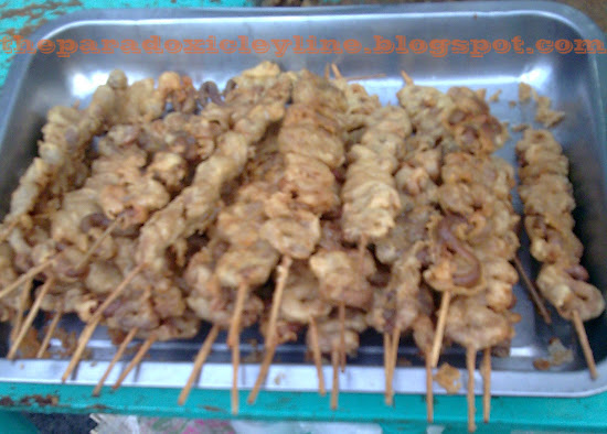 Fried Isaw