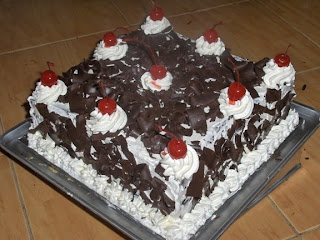 Kuliner Nusantara Resep Kue Chocolate Tart Cokelat
