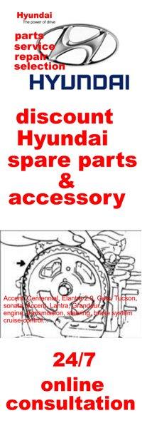 Hyundai spare parts: Hyundai spare parts: Hyundai Elantra