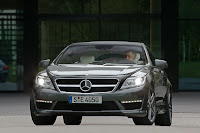 Mercedes-Benz CL 65 AMG front