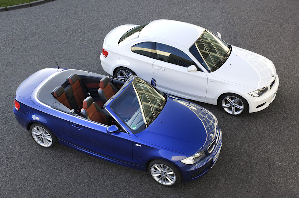 BMW 135i Coupe and Convertible 2010