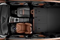 The new Volvo V60 sports wagon top interior