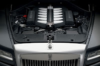 Rolls-Royce Ghost engine