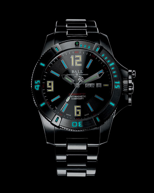 Ball Watch Engineer Hydrocarbon front